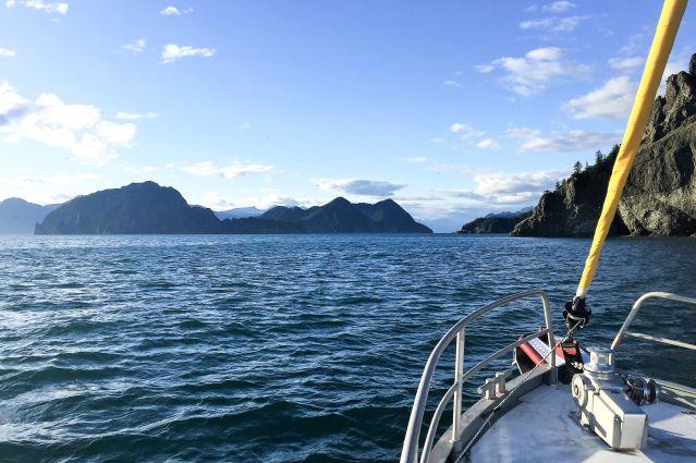 Voyage Prince William Sound et péninsule de Kenai