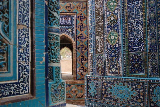 Nécropole de Chakhi Zinda - Samarkand