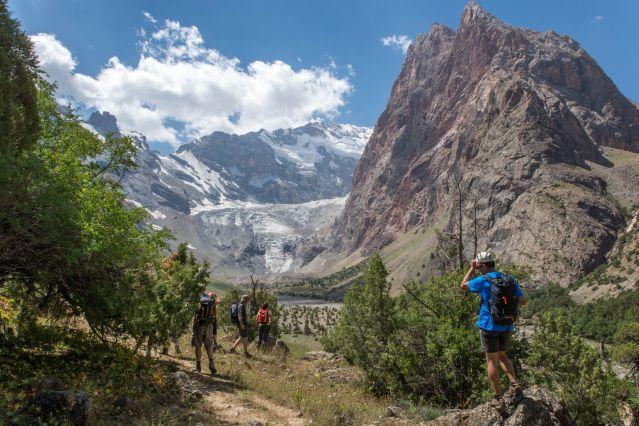 Vallée d Imat - Monts Fanskye - Tadjikistan