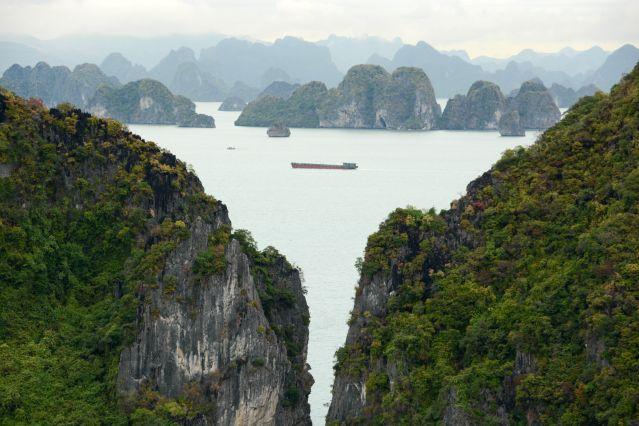 Voyage Baie d'Halong, Mékong et plages de Mui Ne
