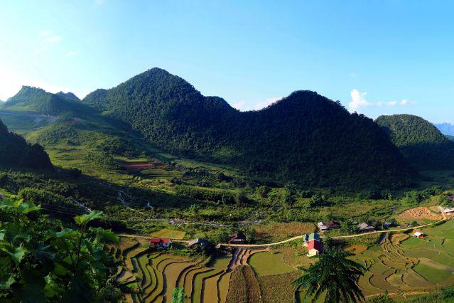 Village de Nam Ngu - Hanoi - Vietnam