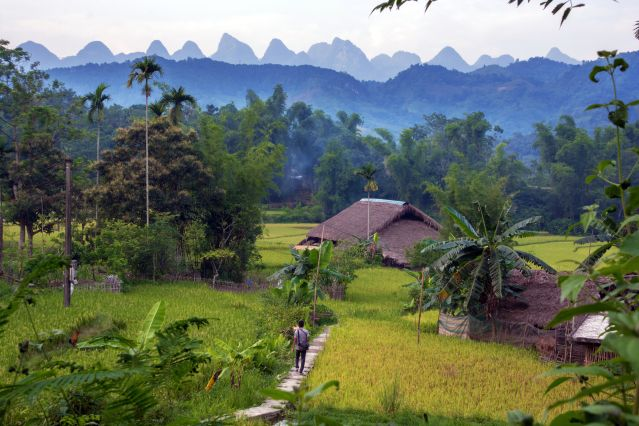 Ha Thanh - Ha Giang - Vietnam
