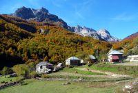 Le trek des Dolomites albanaises
