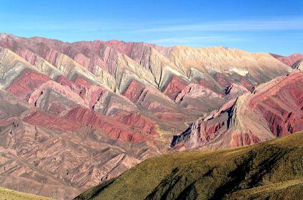 Du nord-ouest argentin au désert d'Atacama