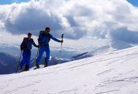Ski de randonnée sur les volcans d'Arménie