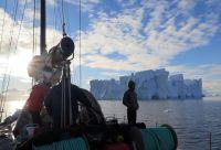 Péninsule Antarctique à la voile