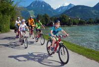 Vélo et baignades au cœur des lacs de Salzbourg