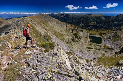 Du Rila au Pirin, crêtes et sommets de Bulgarie