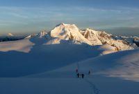 Ascension du Chachacomani (6074 m)