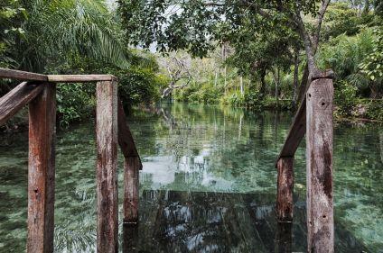 Bonito Brésil - plages, Pantanal et rivières