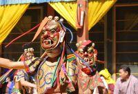 Bhoutan et festival de Punakha