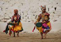 Bhoutan, festival de Punakha