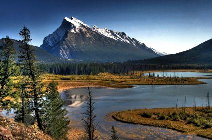 Des parcs nationaux de l'ouest au Yukon