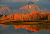 Du lac Louise aux geysers de Yellowstone