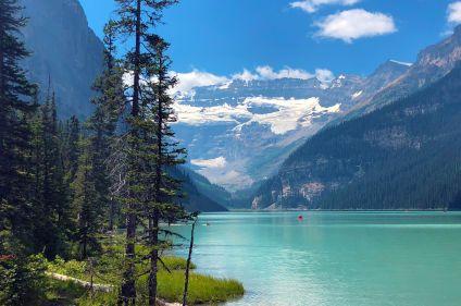 Randonnée et canoë dans les Rocheuses