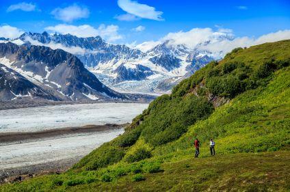 Du Yukon à l'Alaska