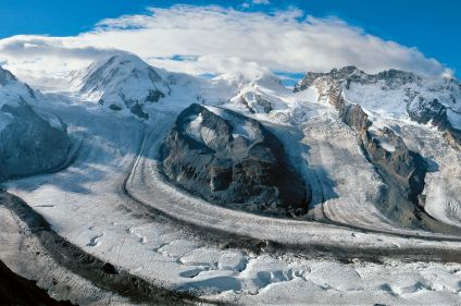 Tour du mont Rose et Breithorn à 4165m