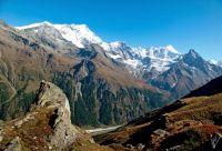 Le pays des 4000, au cœur du Val d'Anniviers