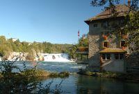 Les chutes du Rhin et lac de Constance à vélo