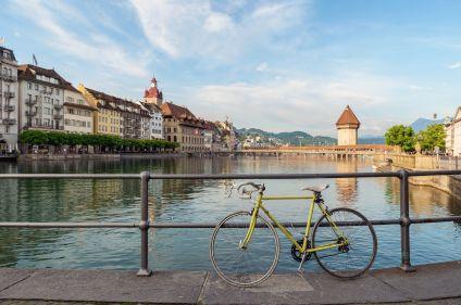 Lac Léman, Oberland bernois et Gruyères à vélo