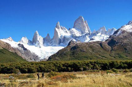 Massifs mythiques de Patagonie
