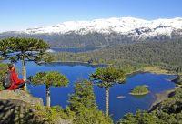Chiloé et Araucanie, îles et volcans de Patagonie