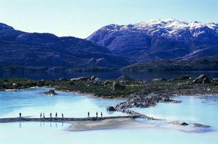 La route des glaciers et des Kaweskars