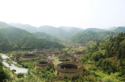 De la Grande Muraille au mont Wuyi