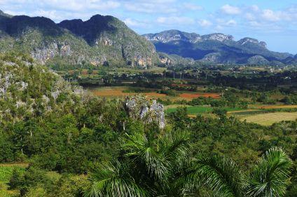 Chemins et sentiers de l'ouest cubain