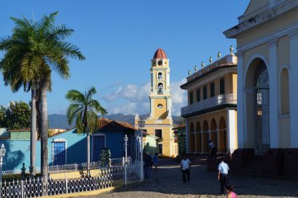La traversée de Cuba
