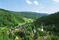 Forêt Noire, rando bien-être à Menzenschwand