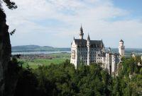 Montagnes et châteaux de Bavière