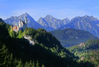 Des lacs du Tyrol aux châteaux de Bavière