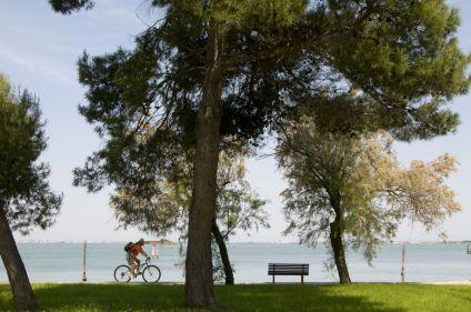 Lacs, vallées et fleuves de Munich à Venise à vélo