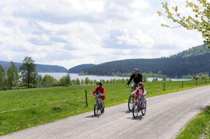La Forêt Noire à vélo