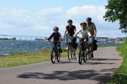 A vélo au Danemark sur les îles de Fionie et Ærø