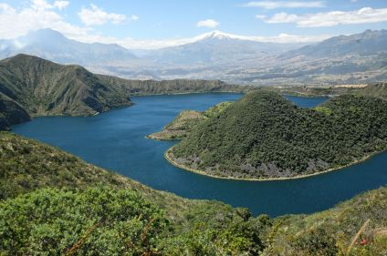 Randonnée équatorienne