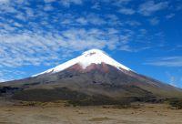 Cotopaxi (5897m) et Chimborazo (6268m)