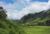 Balade andine, de Quito à Carthagène