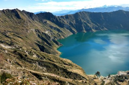 Dix volcans d'Equateur