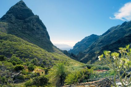 Les massifs volcaniques de Tenerife