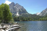 Massif des Encantats, les lacs enchantés