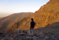 Le Mulhacén, au sommet de la péninsule ibérique