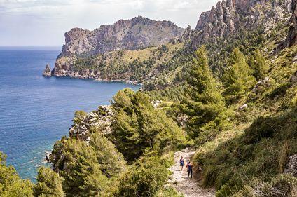 Les sentiers romantiques de Majorque