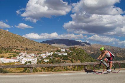 L'intégrale de l'Andalousie en vélo de route