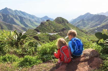 Tenerife, les aventuriers de l'île-volcan