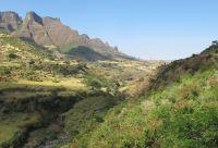 Rando dans les montagnes du Simien