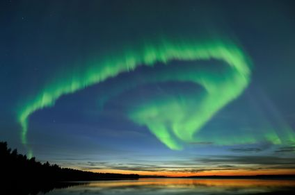 Les lumières du Nord