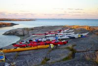 Randonnée en kayak dans les îles Aland