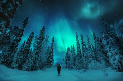 Laponie : au cœur de l'hiver